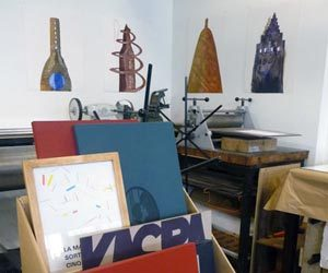 "Exposition ""Chaud Froid"" atelier Kasba Bruxelles"