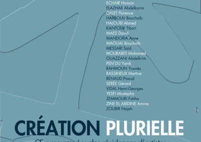 Création plurielle