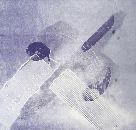 ALEPH 2007, 65x50cm