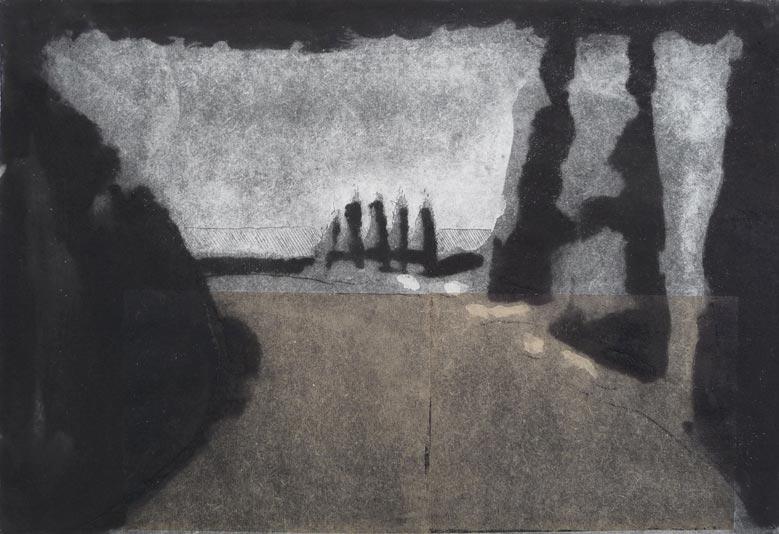 paysage nocturne 2